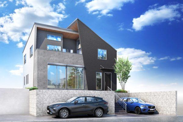 【金井ヶ丘】土地64坪・建物49坪(LDK29帖超)大型間取りの新築戸建が誕生