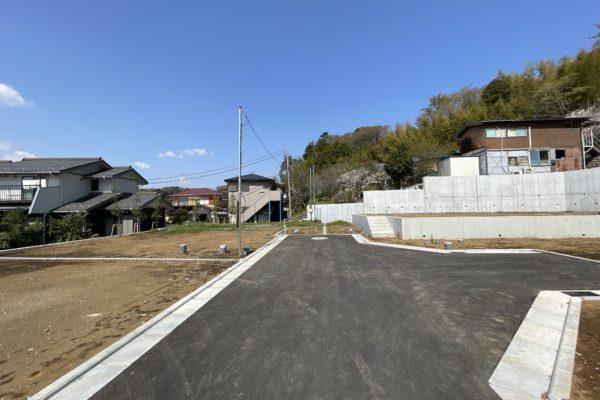 駅徒歩7分♪2沿線利用可能な開発分譲地 限定7邸販売 青葉区恩田町