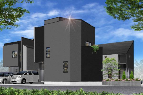 町田駅徒歩圏内でありながら閑静な住宅街全3邸2区画分譲開始